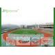 Jogging Track Rubber Running Track Surface Material Spray System For Outdoor Athletic Facilities for sale