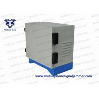 China 20 - 6000MHz All Cell Phone Signal Jammer Customize Full Frequency 12 Bands Signal Waterproof Outdoor Jammer for sale