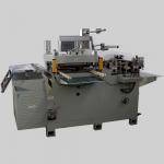 China 320mm foam flat bed die cutting machine for sale
