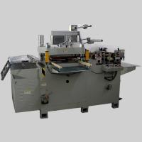 China 320mm foam flat bed die cutting machine factory