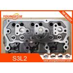 S3L S3L2 Diesel Engine Cylinder Head For Mitsubishi Casting Iron Material for sale