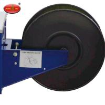 Electric Cap Sealing Machine KZ900LLow Desk Semi Automatic CartonStrappingMachine for sale