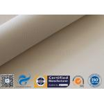 High Silica Fabric 1200℃ 36OZ 50M Roll Oven Heat Insulation Sealing for sale