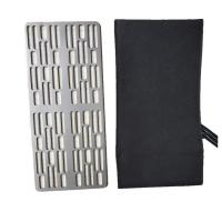 China Lightweight Titanium Items Barbecue Heat Plates Pure Titanium Material for sale
