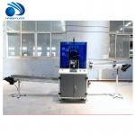 Full Automatic Plastic Bottle Cutting Machine For Pesticide Bottle Neck for sale