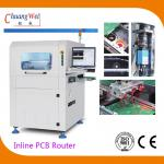 KAVO Spindle Inline PCB Separator PCB Routing With High Reliability Cutting System for sale