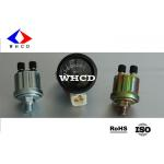 China Oil Pressure Sending Sensor / Switch 0~10 Bar With Warning Contact 0.5 Bar for sale