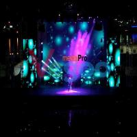 MBI5124 / ICN 2038S  P3.91 Led Panel Stage Background Led Video Wall for sale