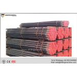 3M Carbon Seamless Steel Drill Rod For Water Well Drilling , Api Standard for sale
