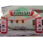 Sealed Inflatable Arch For Advertising , Start and Finish Line Advertising Inflatable Archway for sale