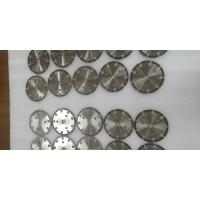 High Working Efficiency CBN Diamond Wheel Electroplated Bond ISO Certification for sale