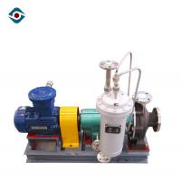 China Open Type Impeller Closed Coupled Chemical Process Pump Liquid Acid with Mechanical Seal for sale