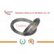 Round Wire Fecral Alloy Resistance Heating Flat Wire With ISO9001 Certificate for sale
