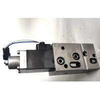 KATO Hydraulic Pump Parts Electromagnetic Valve / Excavator Solenoid Valve for sale
