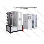 18K - 24K PVD Gold Plating Machine,  Decorative High Wear Resistance Coatings for sale