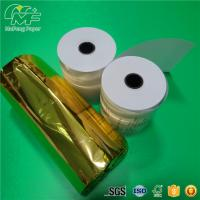 China BPA FREE Pos Terminal Paper Rolls , Thermal Credit Card Paper Rolls 3-1/8 X 230 Feet for sale