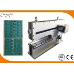 CE PCB Separator Machine for Metal Board with 2 Linear Blades for sale