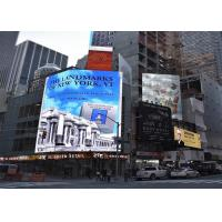 High Brightness LED Billboard Full Color P10 Outdoor Fixed Advertising LED Display Screen for sale