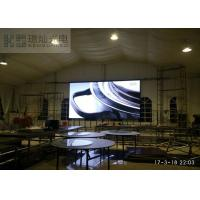 China Light weight P4 Indoor Full Color Led Display Panel  512x512mm with 2 Years Warranty for sale