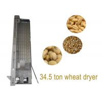 China 34.5 Ton Per Batch Grain Dryer Modularized Production With Imported NSK Bearings for sale