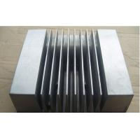 Lighting Aluminum Alloy Die Casting Customized Silvery Polished Surface for sale