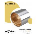 Mini Excavators Sleeve Metal Bushing Parts & Bronze Bearings Optimum Performance In Confined Spaces & Tough Terrains for sale