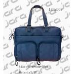 Laptop Mens Fashion Bags , Popular School Male Handbags 41*6*28cm Size for sale