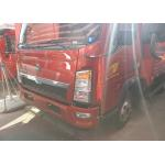 Logistics 5 Tons Light Duty Trucks 6 Wheels 3-7 Ton Capacity ZZ1047C2813C145 for sale