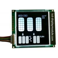 White Backlight VA COG LCD Module Display Transmissive Negative 3.3 V HT16C23 for sale