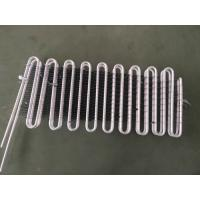 Aluminum Tube Finned Refrigeration Evaporators For Global Refrigeration Industry for sale