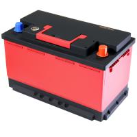China LiFePO4 Charged Lithium Iron Phosphate Battery for Solar Car Audio RV Marine Off Grid Multi Function for sale