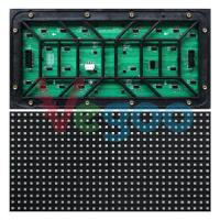 High Resolution Full Color 10mm SMD LED Module Led Advertising Screen for sale