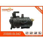 China Toyota Hilux 1KD 2KD Filter Assy Fuel 23300-0L042 233000L042 23300 0L042 for sale