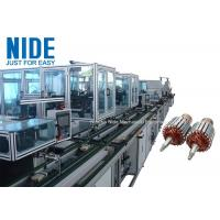Customized Vacuum Cleanner Rotor Manufactory Production Assembly Line for sale