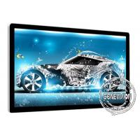 18.5 Inch Wall Mount Advertising Video Player Building Stand-Alone Elevator Billboard Lcd Monitor for sale