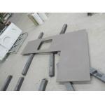 Quartz Stone Countertops Outdoor Stone Kitchen Granite Kitchen Worktops White for sale