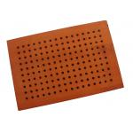 Decorative Studio Room Perforated Wood Acoustic Panels , Sound Absorbing Board for sale
