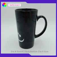 China Outdoor Travel Beer Handmade Stoneware Mugs Colorful Unique Design for sale