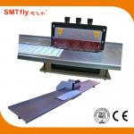 LED Tube PCB Separation V Cut PCB Depaneling Machine One Year Warranty for sale