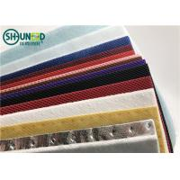 Biodegradable Medical Spunbond Polypropylene Fabric / Recycled Non Woven Fabric for sale