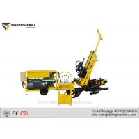 China Full Hydraulic Underground Core Drill Rig with Drilling Depth NQ850m manufacturer