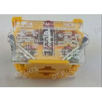 China Yellow Eletronical GT5250 Auto Cutter Parts Switch Center Block 925500566 To Gerber Cutter Machine for sale