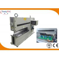 Pre-scored Pcb Separation Machine Cutting Length Up To 480 MM for sale
