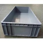 Impact - Resistance Large Virgin Plastic Storage Containers 1000*400*180 mm Divider Storage