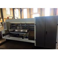 Used Making Corrugated Box Water ink Flexo Printer Slotter Machine for sale