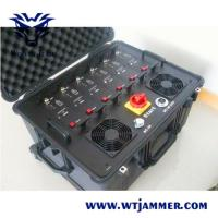 China Multi Band High Power Signal Jammer VHF UHF For VIP Vehicle Convoy Protection for sale