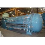 China ASME Standard Carbon Fiber Autoclave 240KW Heating Power Φ2200mm×6000mm for sale