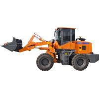 China 930 1.6ton Hydraulic Front End Loader , Customized Articulated Mini Bucket Loader for sale