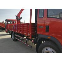 115HP Diesel Engine 10 Ton Tipper Truck , Light Duty Dump Trucks 3800mm Wheel Base for sale