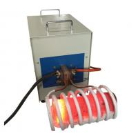 China High Frequency Small Billet Forging Induction Heating Machine for sale